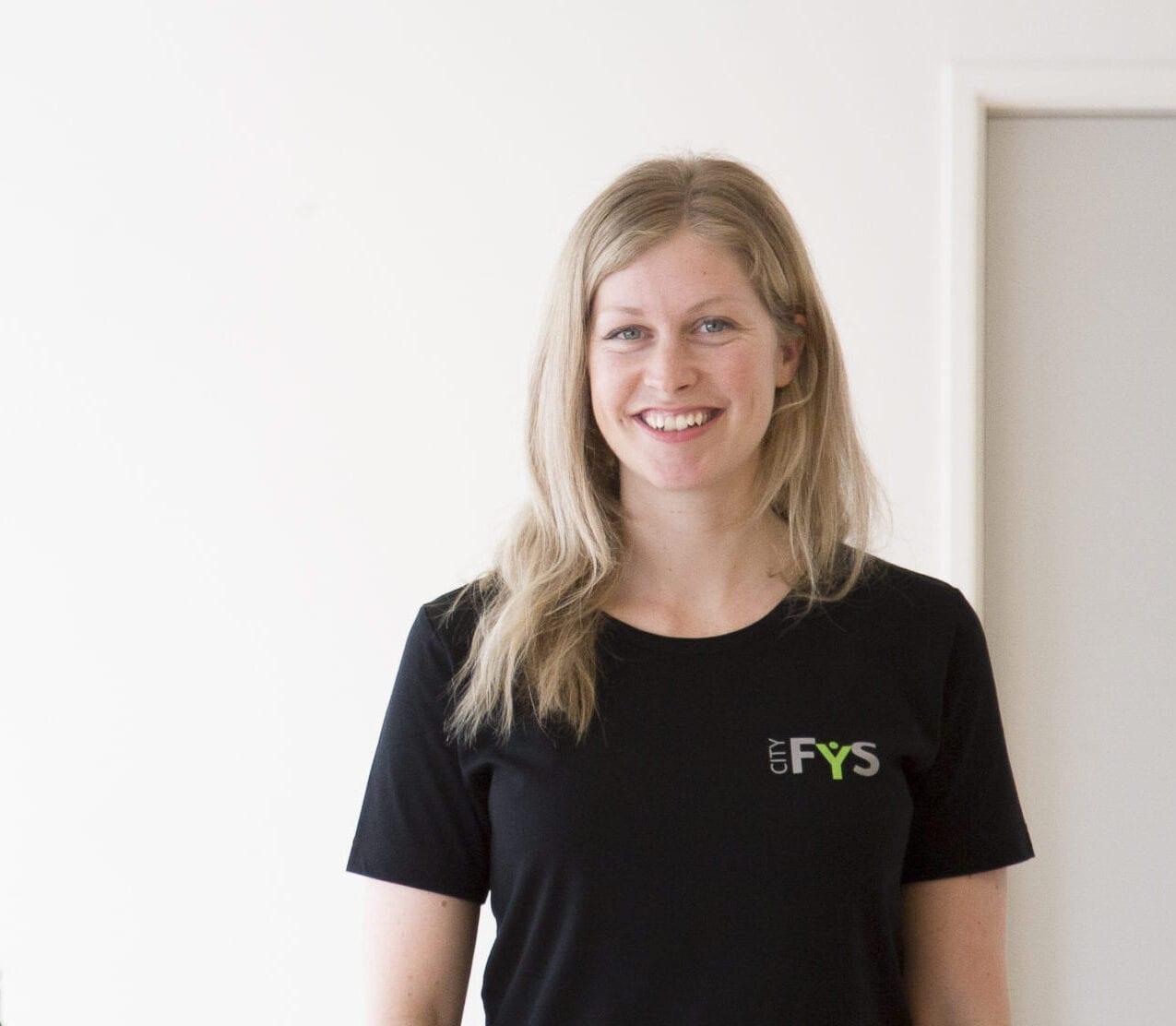 Behandler i CityFys Wellness