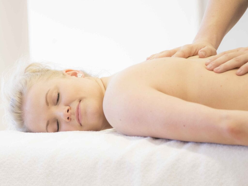 Massage i København fra 320,00 kr.   Kun 3 min. fra